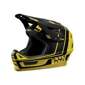 IXS Xult Bike Helmet yellow/black